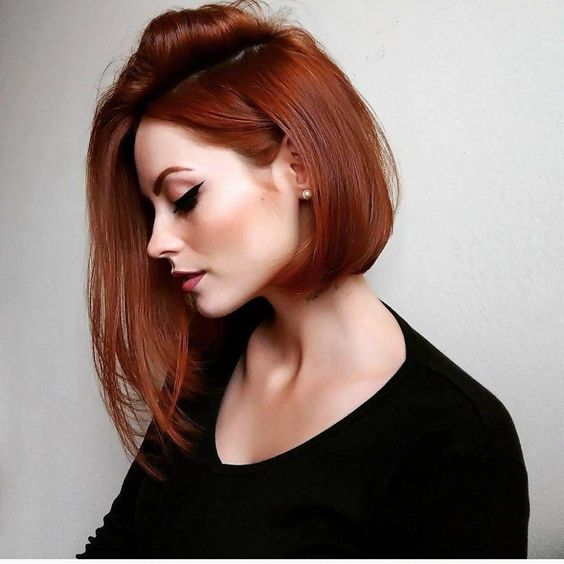 14 Exciting Asymmetrical Bob Haircuts Every Woman Wants To Try - Sippy Cup Mom 14 Eye-Catching Asymmetrical Bob Haircuts #asymmetricalBob