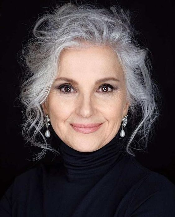 30 Modern Hairstyles For Women Over 60 Proving Easy Beauty Ideas On Latest Fashion Trend