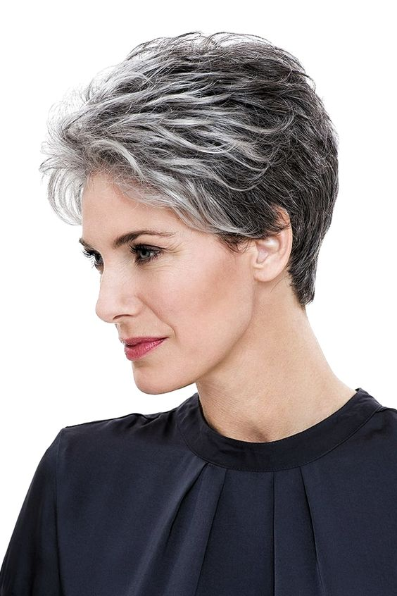 30 Timeless And Chic Hairstyles For Women Over 60