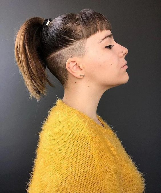 30 Amazing Shaved Hairstyles For Women You Will Want To Try
